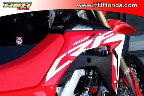2020 Honda CRF450X in Huntington Beach, California - Photo 6
