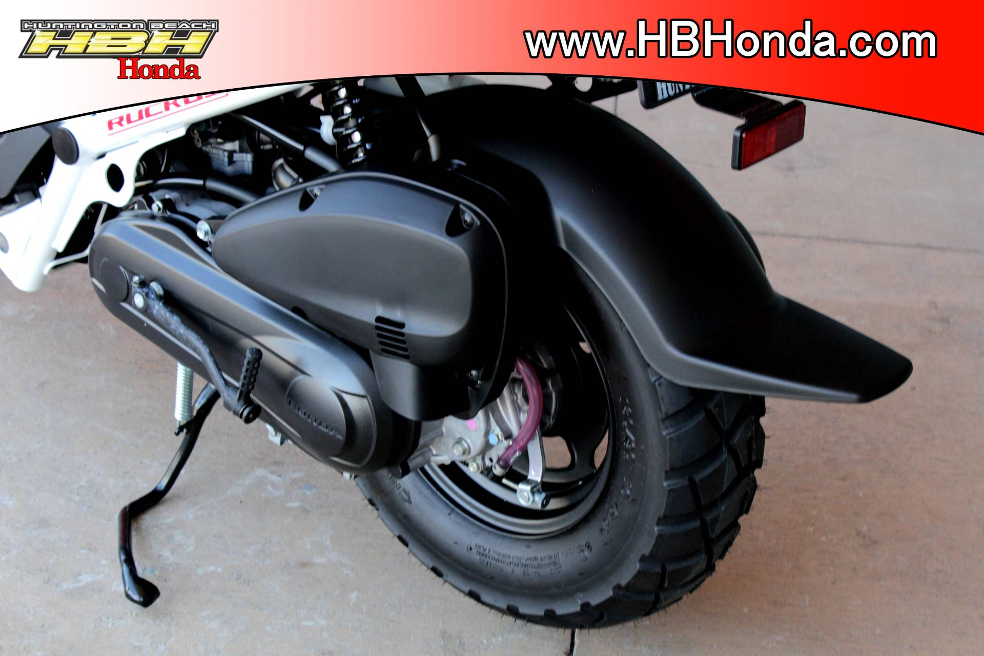 2019 Honda Ruckus in Huntington Beach, California - Photo 4