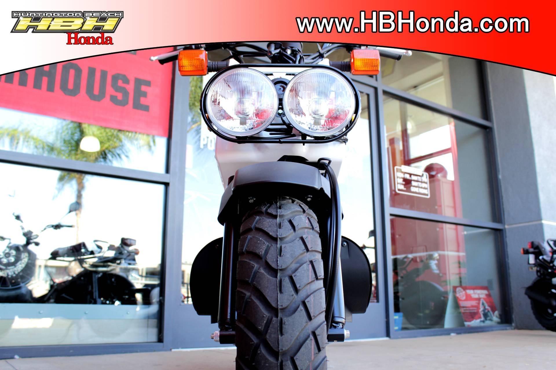 2019 Honda Ruckus in Huntington Beach, California