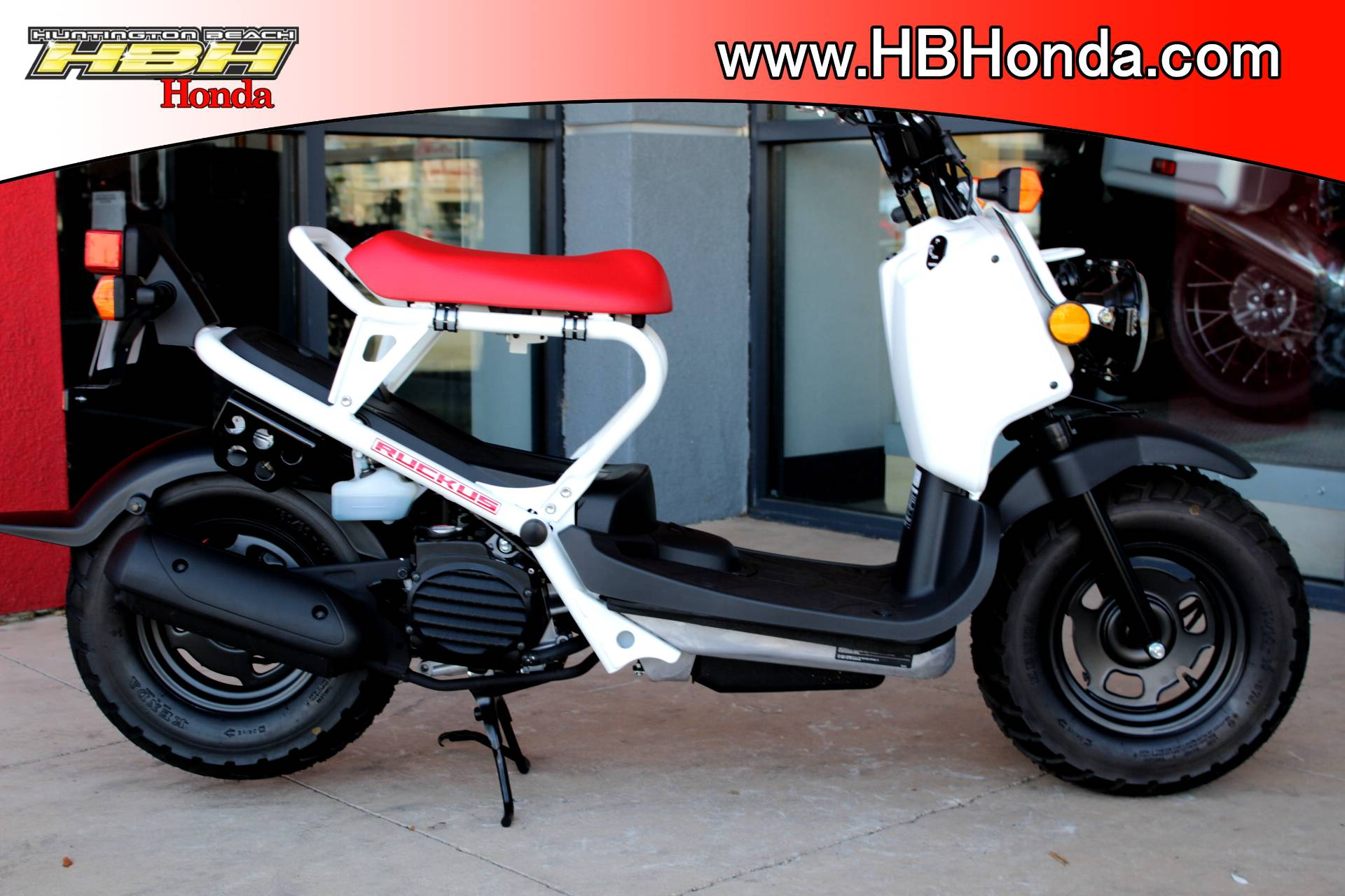 2019 Honda Ruckus in Huntington Beach, California - Photo 13