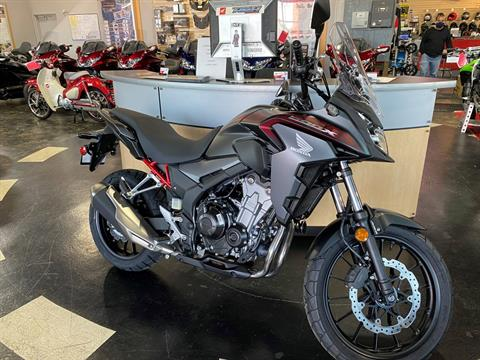 2021 Honda CB500X ABS in Huntington Beach, California - Photo 1
