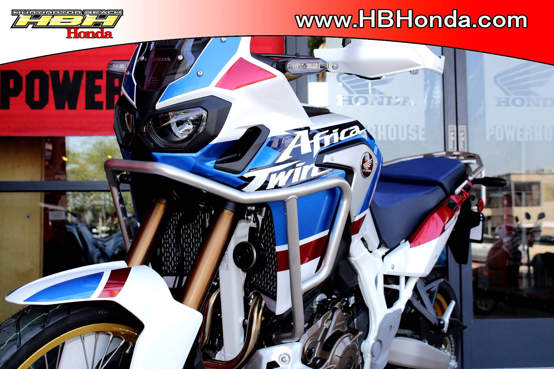 2018 Honda Africa Twin Adventure Sports in Huntington Beach, California - Photo 1
