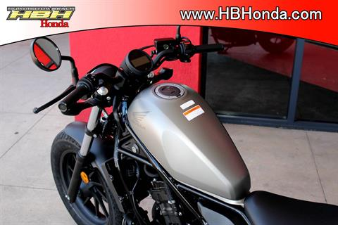 2018 Honda Rebel 300 ABS in Huntington Beach, California