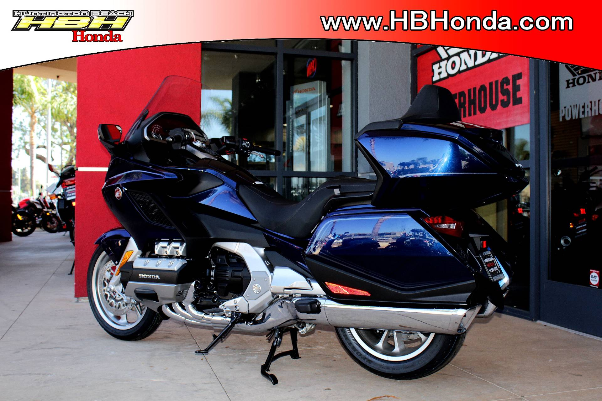 2018 Honda Gold Wing Tour Automatic DCT in Huntington Beach, California - Photo 3