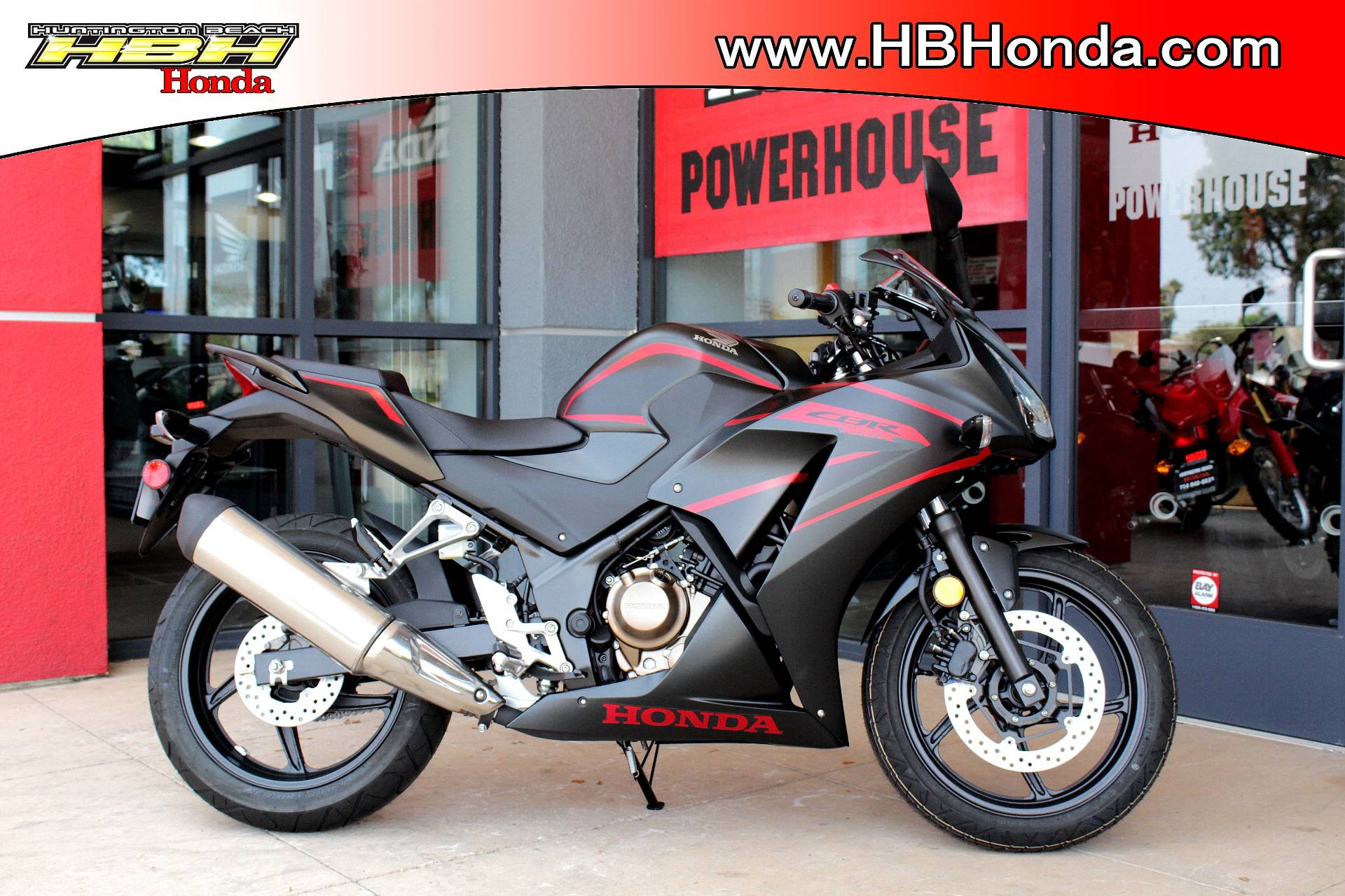 2018 Honda CBR300R ABS in Huntington Beach, California - Photo 1