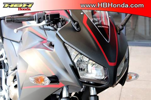 2018 Honda CBR300R ABS in Huntington Beach, California - Photo 3