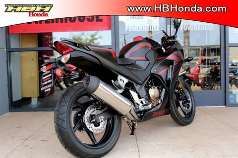 2018 Honda CBR300R ABS in Huntington Beach, California - Photo 4