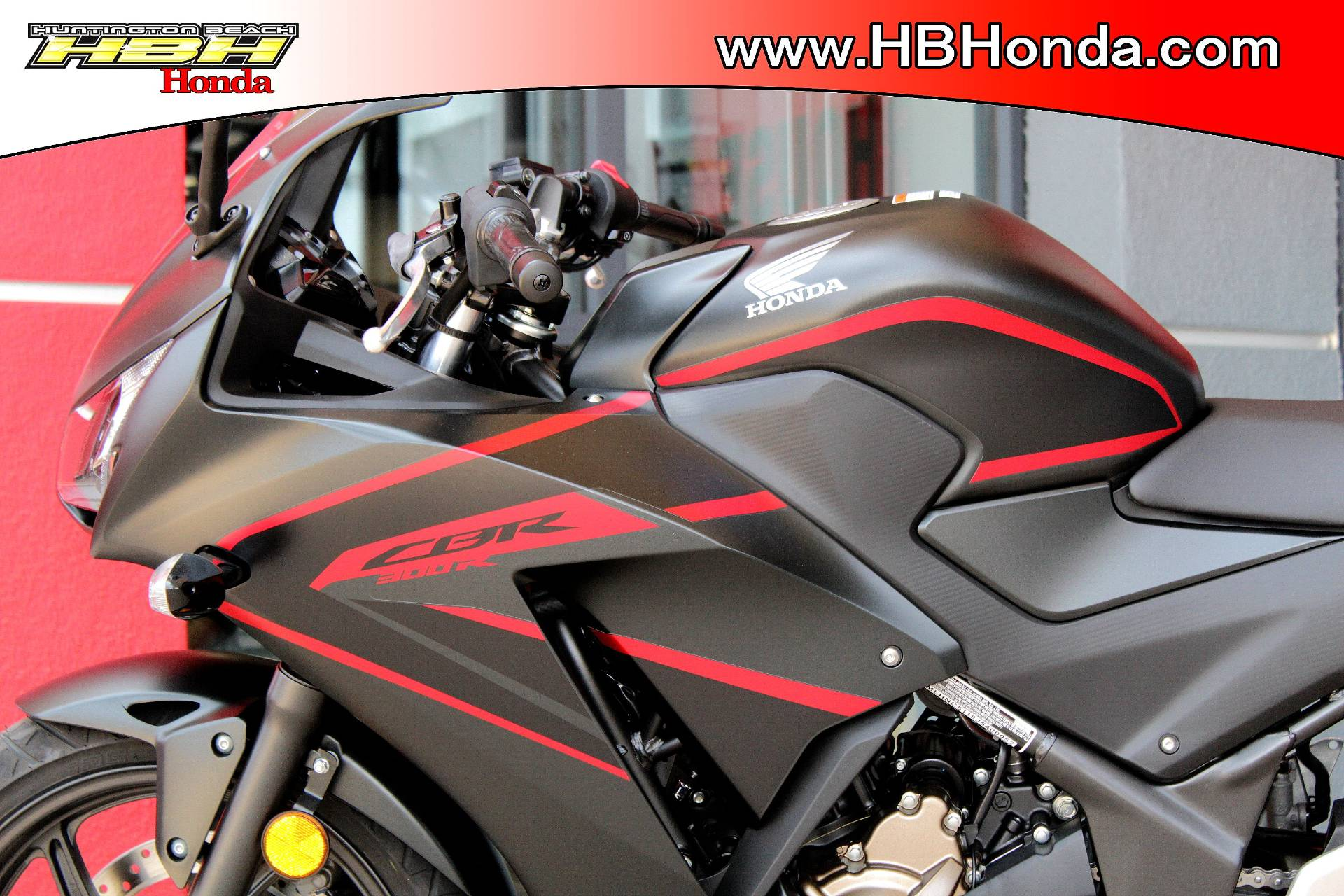 2018 Honda CBR300R ABS in Huntington Beach, California - Photo 7