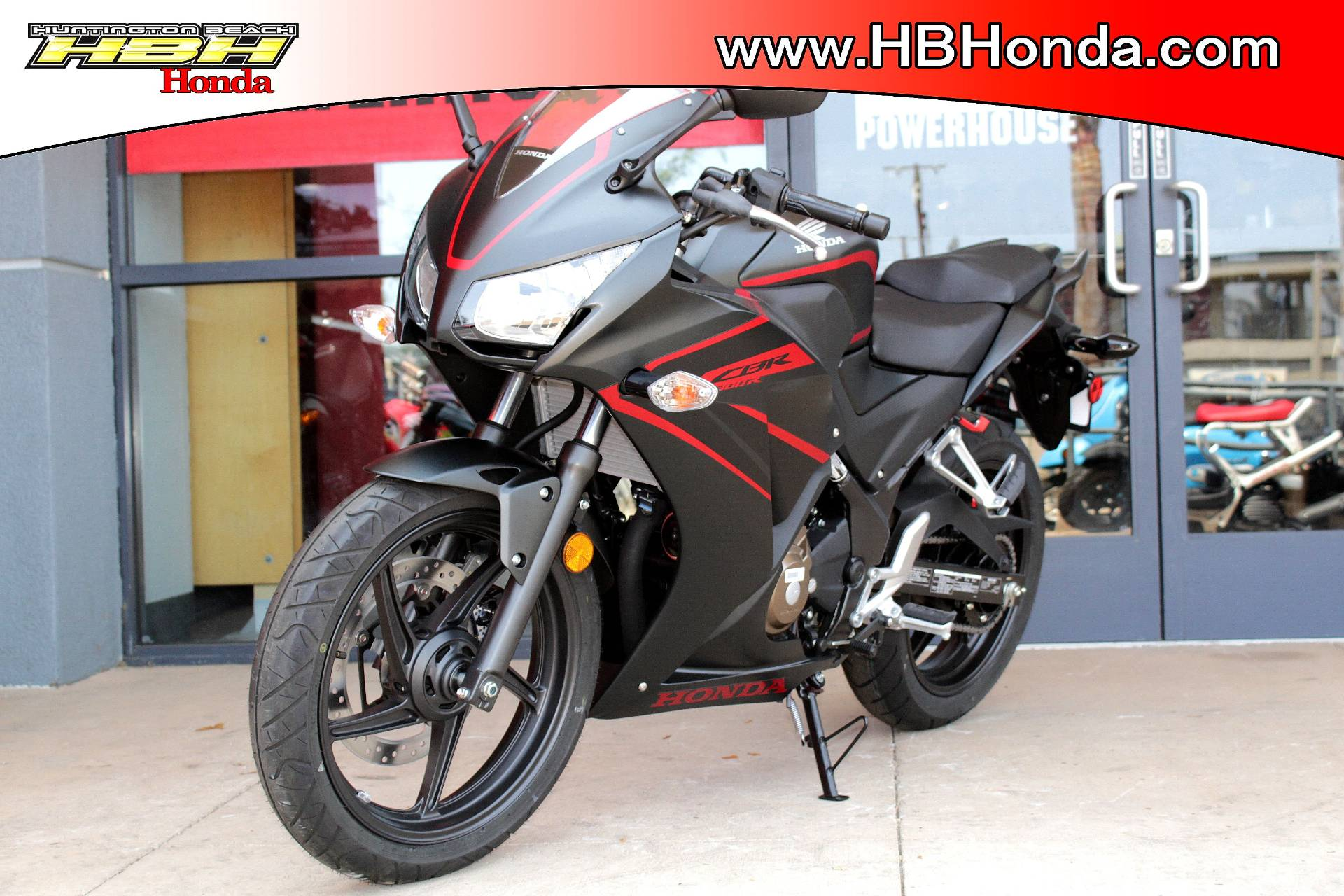 2018 Honda CBR300R ABS in Huntington Beach, California - Photo 8