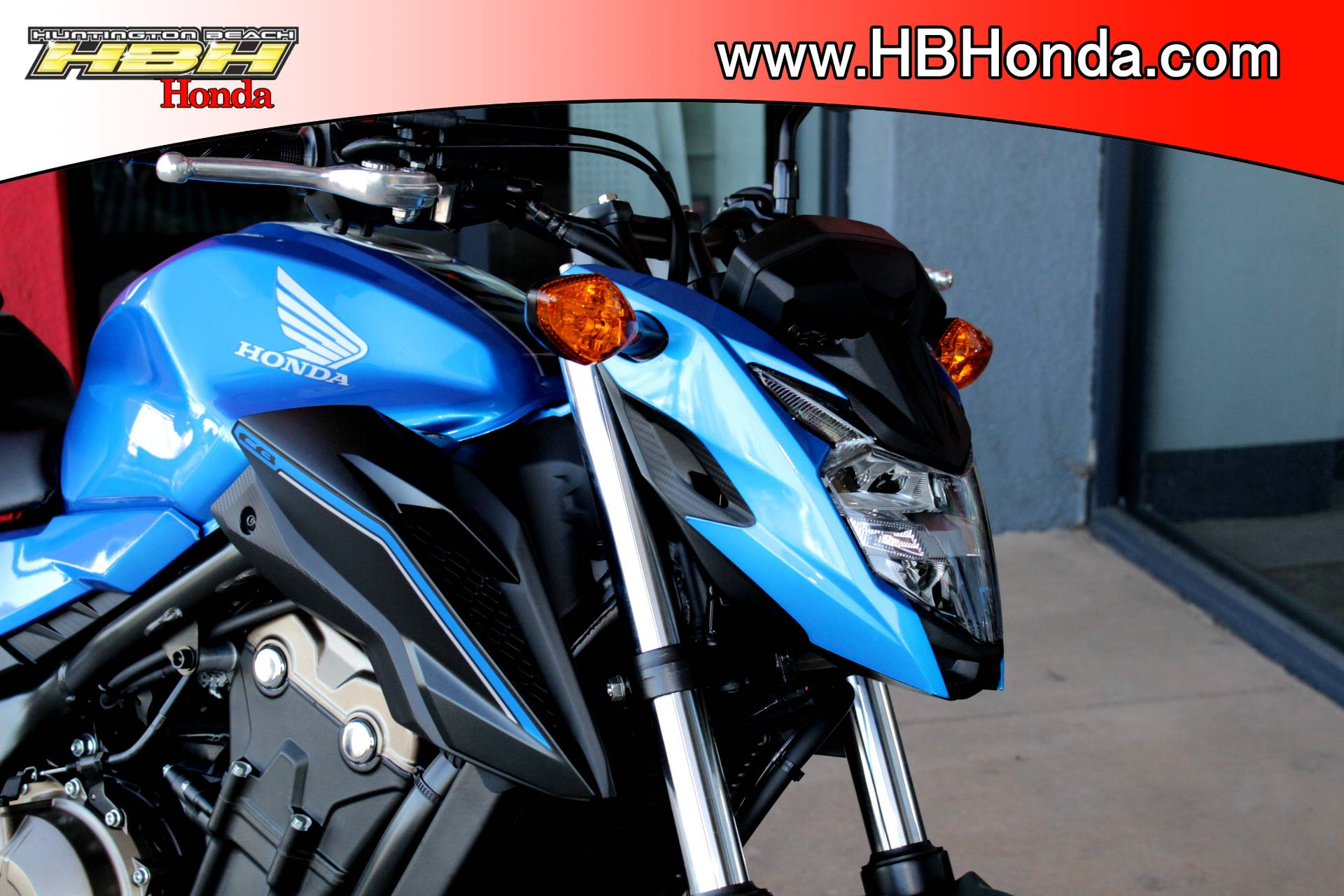 2018 Honda CB500F in Huntington Beach, California - Photo 3