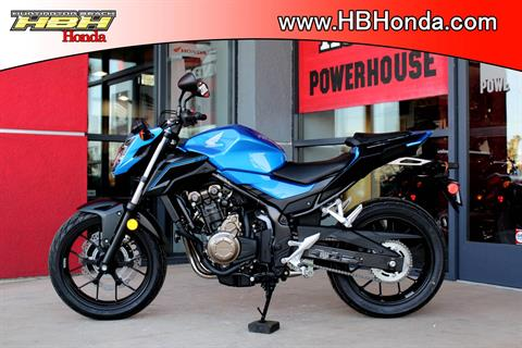 2018 Honda CB500F in Huntington Beach, California - Photo 10