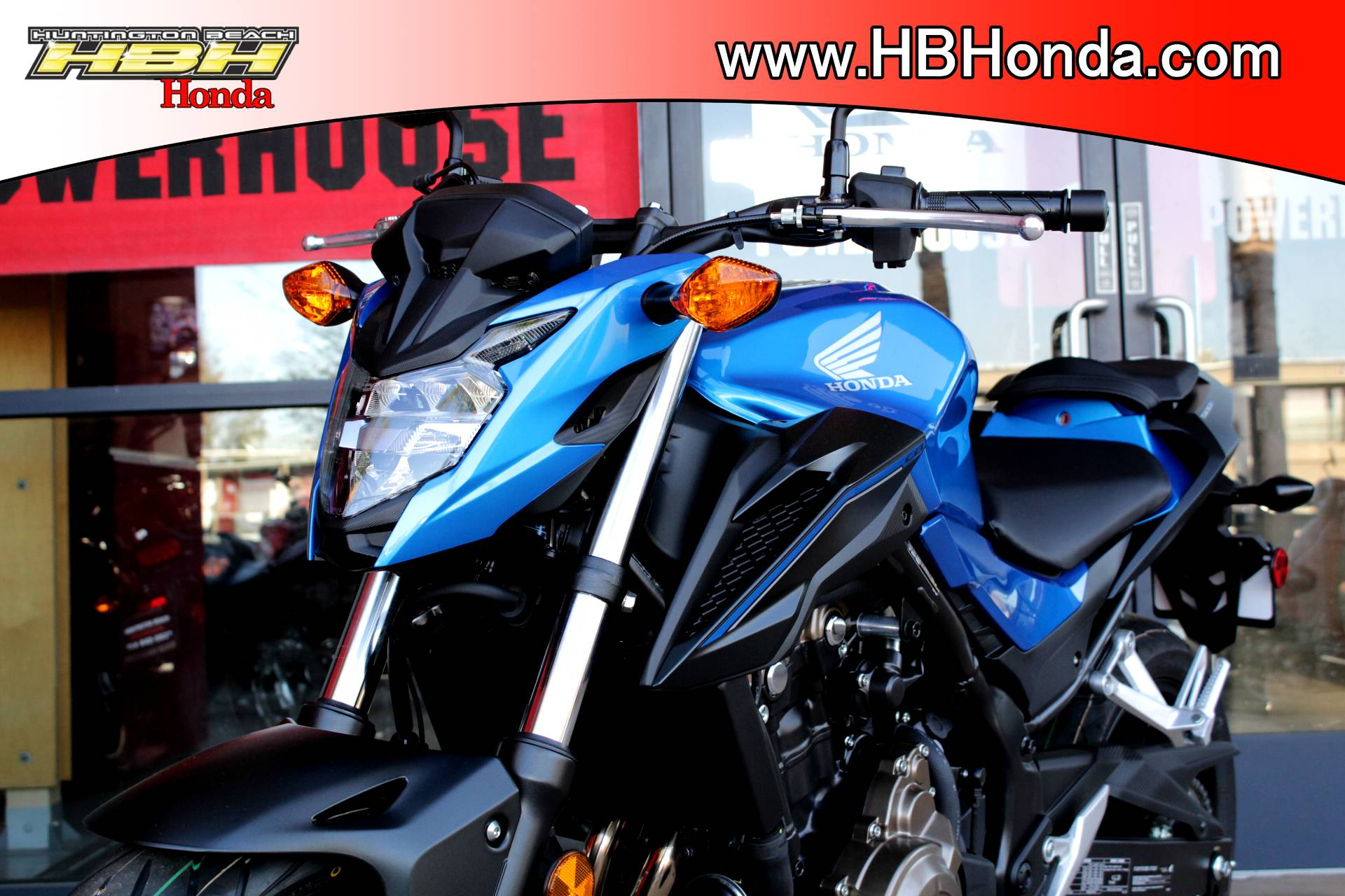 2018 Honda CB500F in Huntington Beach, California - Photo 11