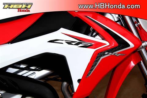 2017 Honda CRF110F in Huntington Beach, California