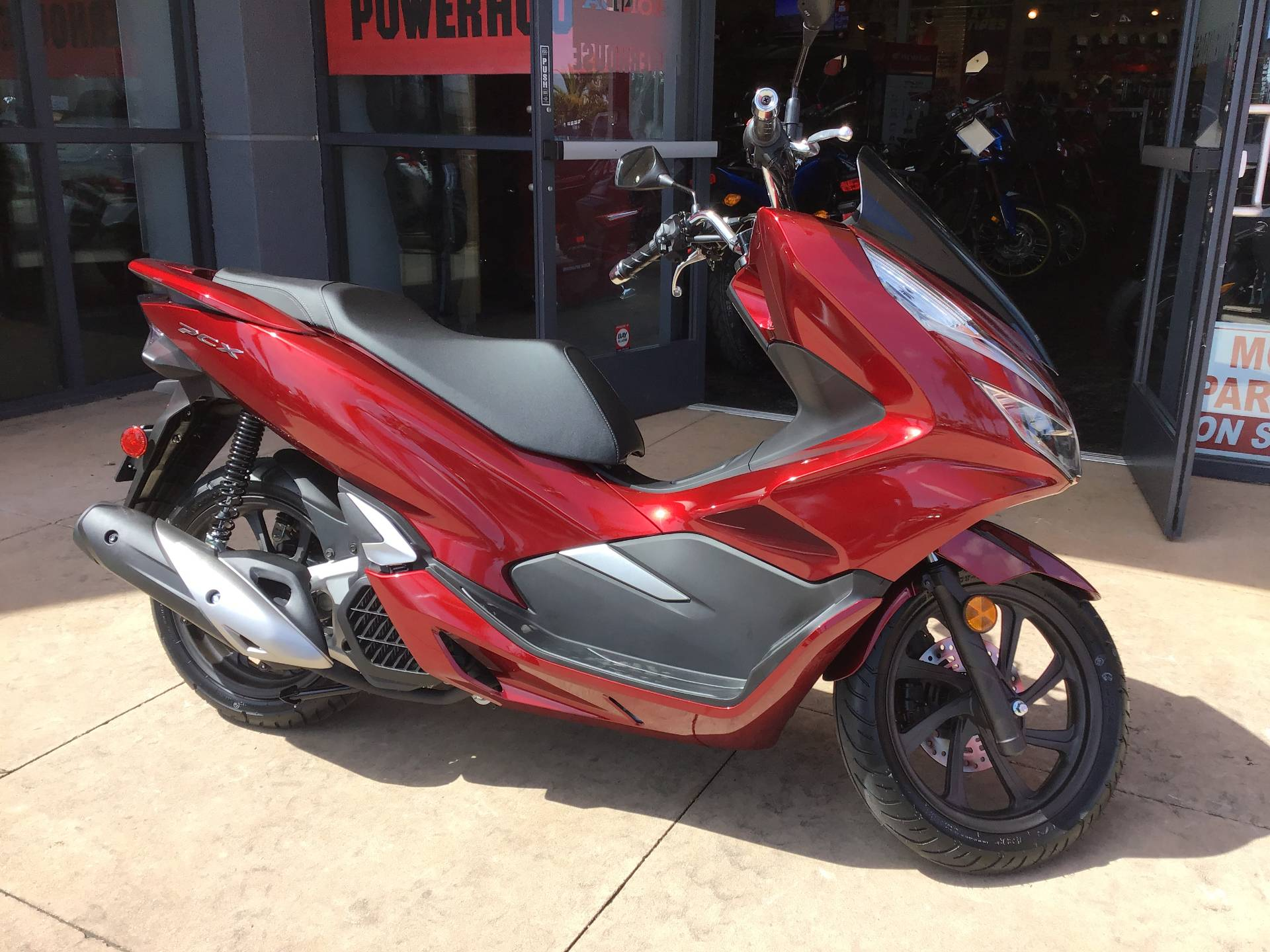 2020 Honda PCX150 in Huntington Beach, California - Photo 1