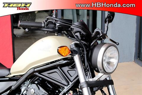 2019 Honda Rebel 500 in Huntington Beach, California - Photo 7