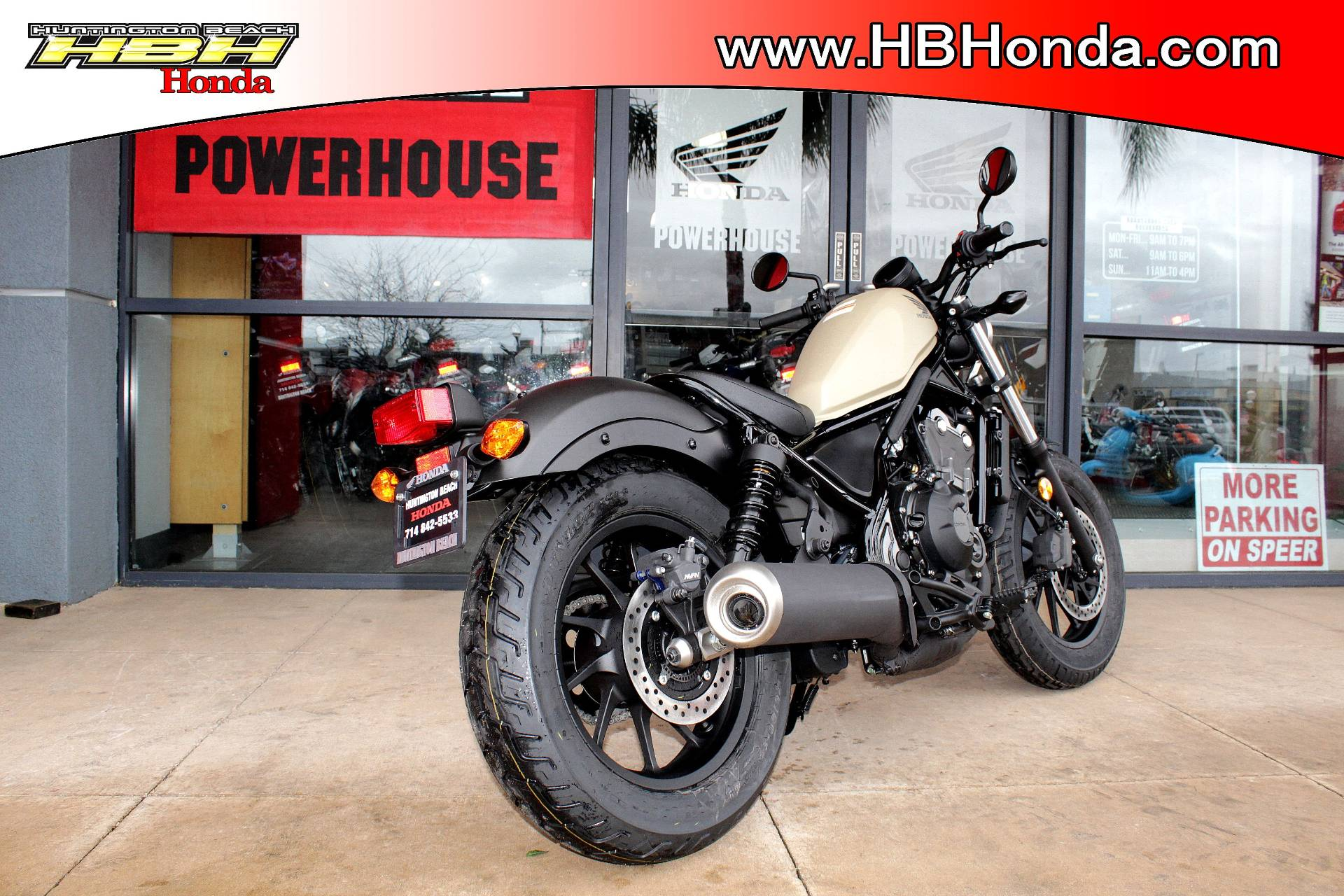 2019 Honda Rebel 500 in Huntington Beach, California - Photo 8