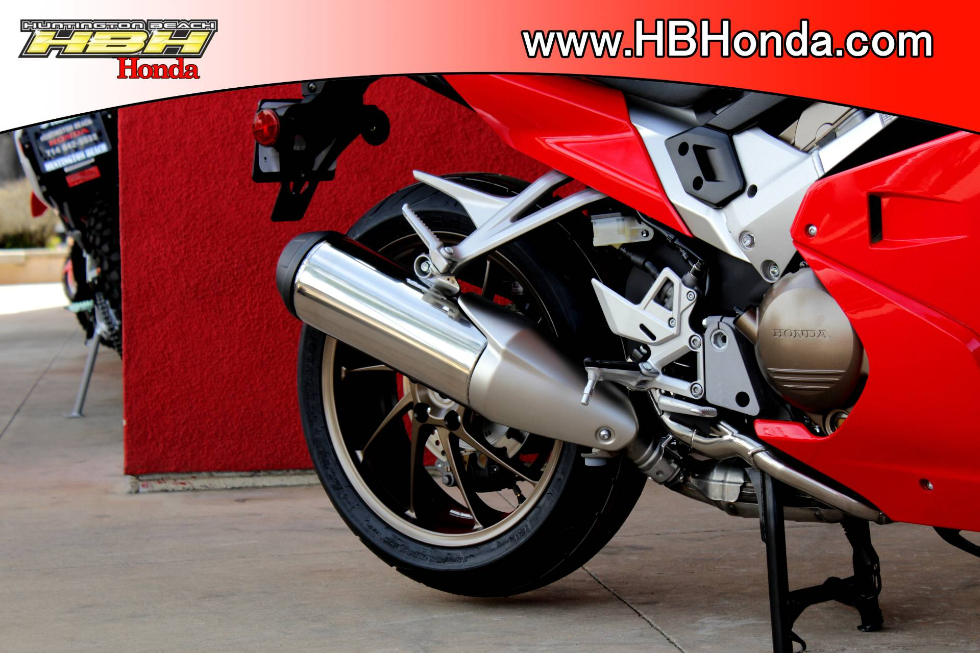 2015 Honda Interceptor® Deluxe in Huntington Beach, California - Photo 8