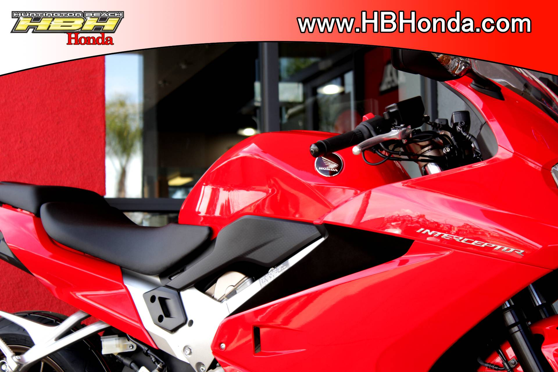 2015 Honda Interceptor® Deluxe in Huntington Beach, California - Photo 11