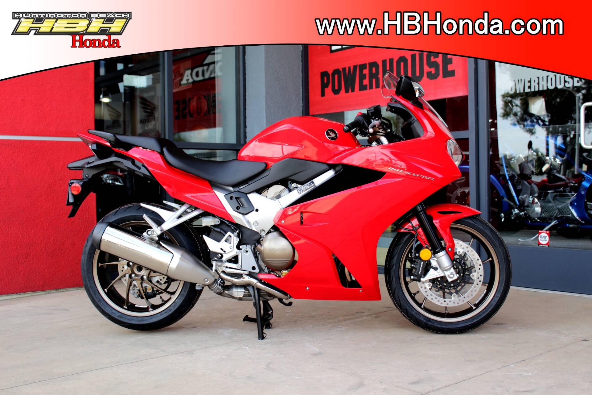 2015 Honda Interceptor® Deluxe in Huntington Beach, California - Photo 13