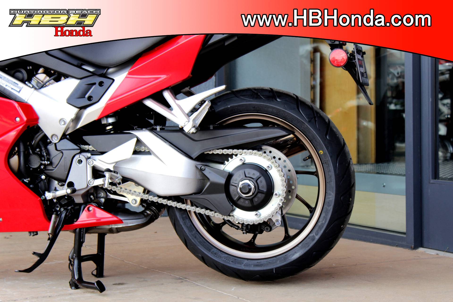 2015 Honda Interceptor® Deluxe in Huntington Beach, California - Photo 20