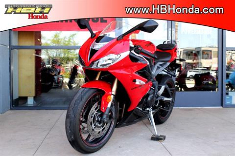 2015 Triumph Daytona 675 ABS in Huntington Beach, California