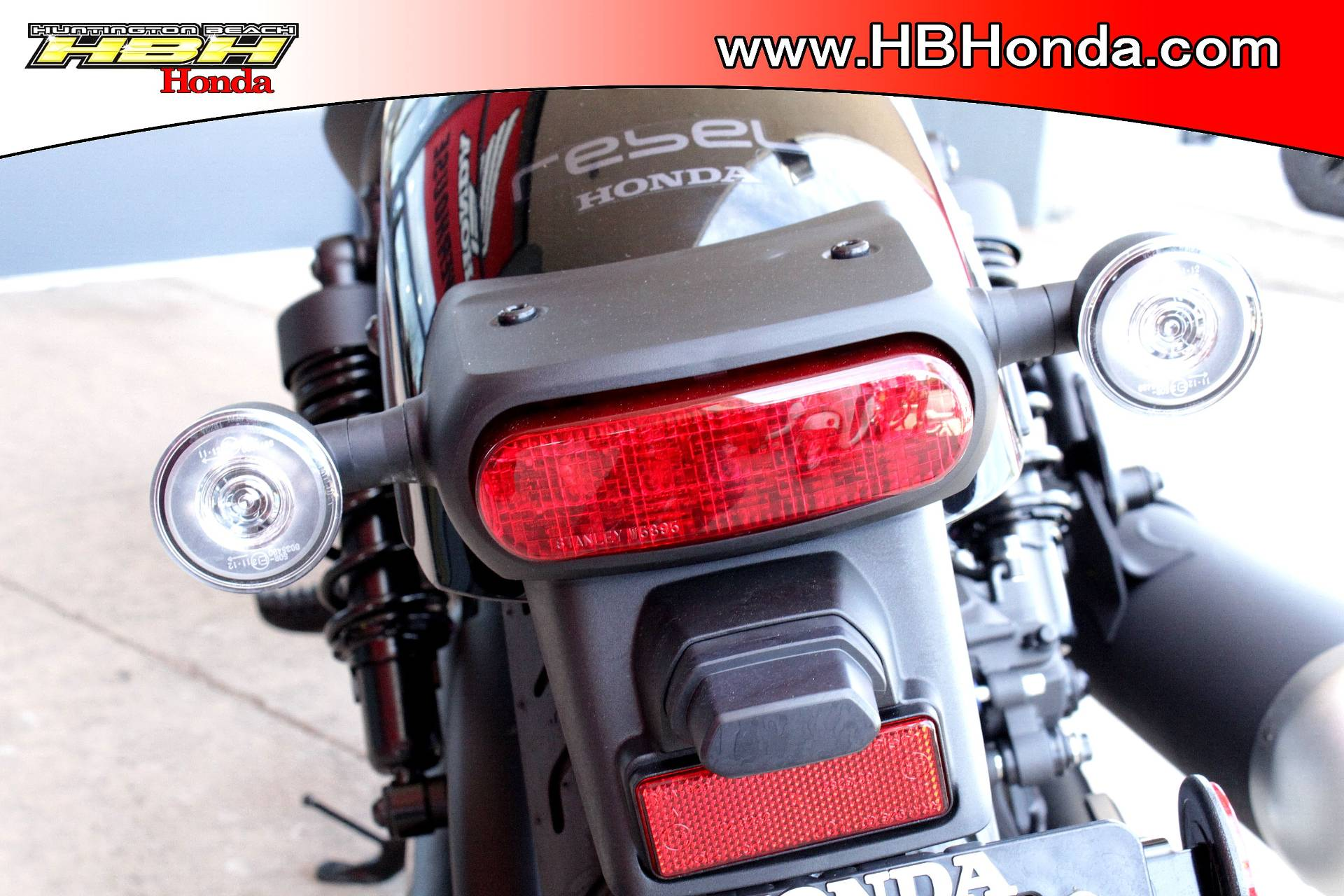 2020 Honda Rebel 300 ABS in Huntington Beach, California - Photo 5