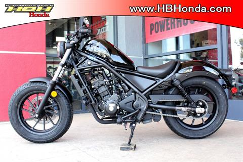 2020 Honda Rebel 300 ABS in Huntington Beach, California - Photo 7