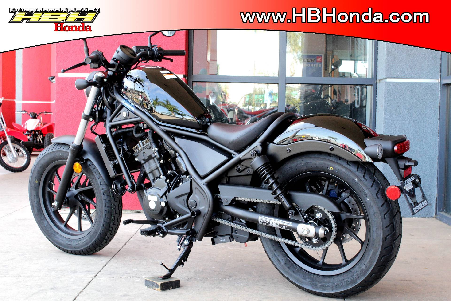 2020 Honda Rebel 300 ABS in Huntington Beach, California - Photo 8