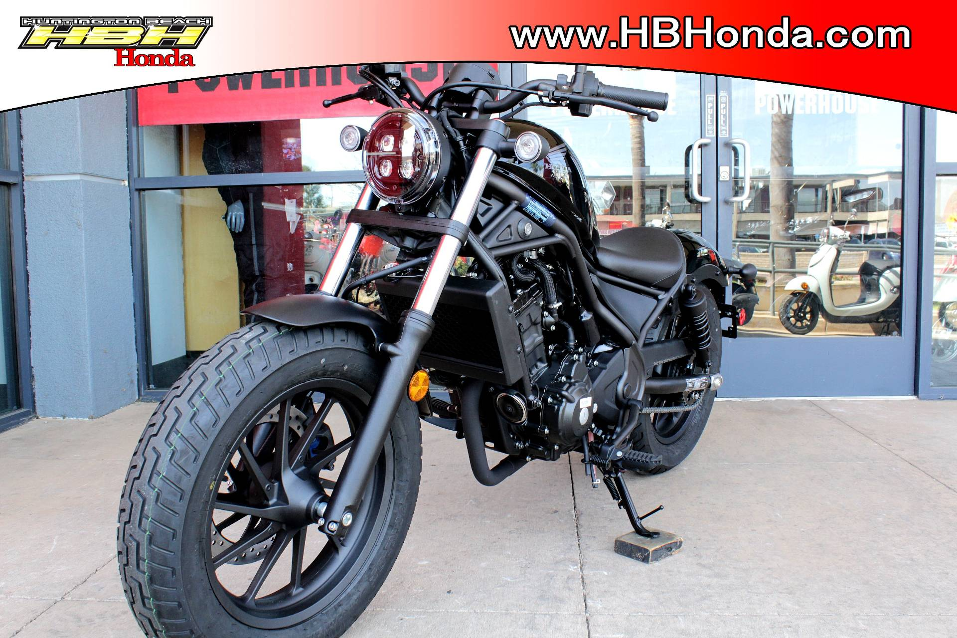 2020 Honda Rebel 300 ABS in Huntington Beach, California - Photo 10