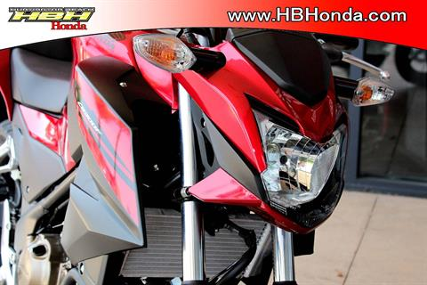 2018 Honda CB300F ABS in Huntington Beach, California - Photo 3