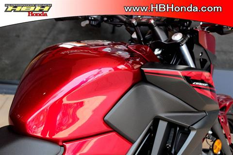 2018 Honda CB300F ABS in Huntington Beach, California - Photo 4