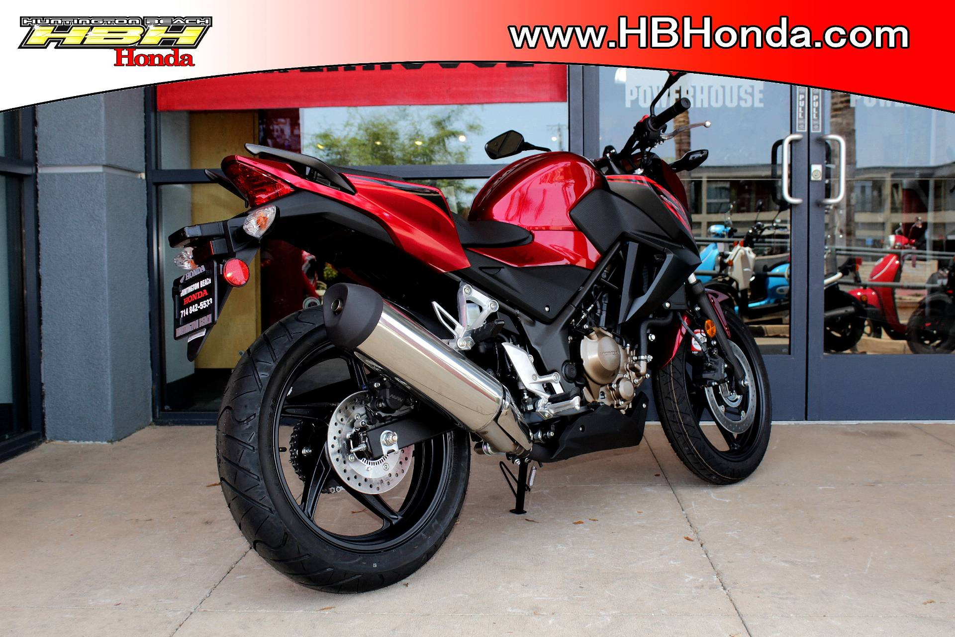 2018 Honda CB300F ABS in Huntington Beach, California - Photo 5