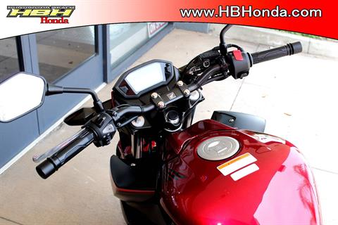 2018 Honda CB300F ABS in Huntington Beach, California - Photo 6