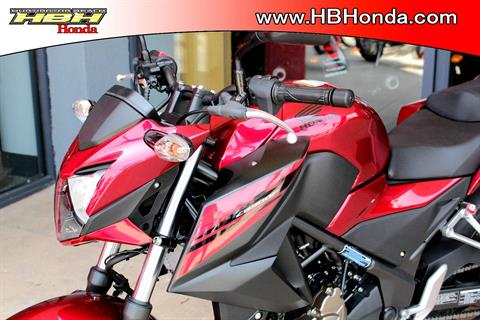 2018 Honda CB300F ABS in Huntington Beach, California - Photo 8