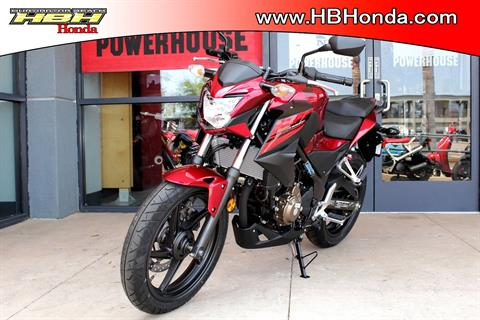 2018 Honda CB300F ABS in Huntington Beach, California - Photo 11