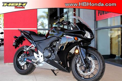 Used 2014 Honda CBR®500R ABS Motorcycles for sale in Huntington ...