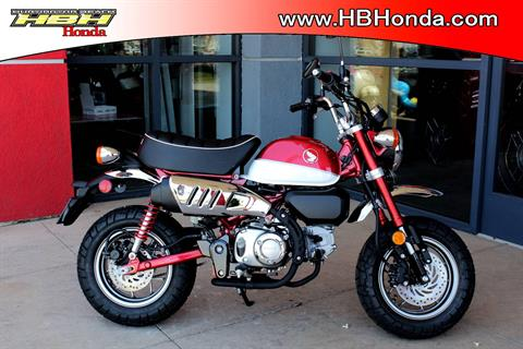 2021 Honda Monkey ABS in Huntington Beach, California - Photo 1
