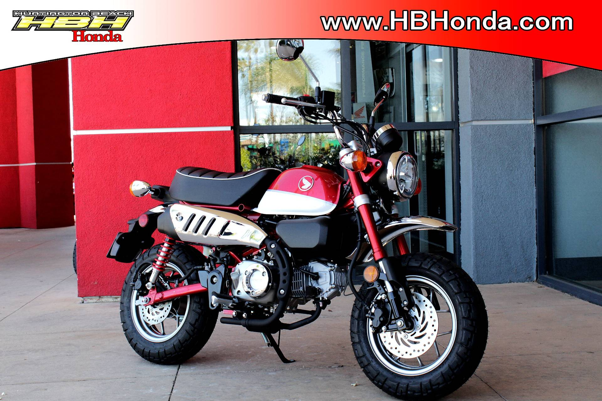 2021 Honda Monkey ABS in Huntington Beach, California - Photo 2