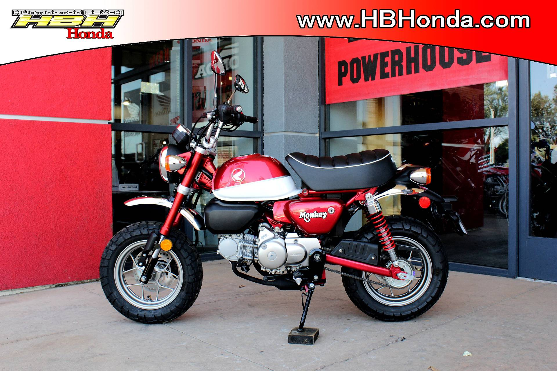 2021 Honda Monkey ABS in Huntington Beach, California - Photo 8