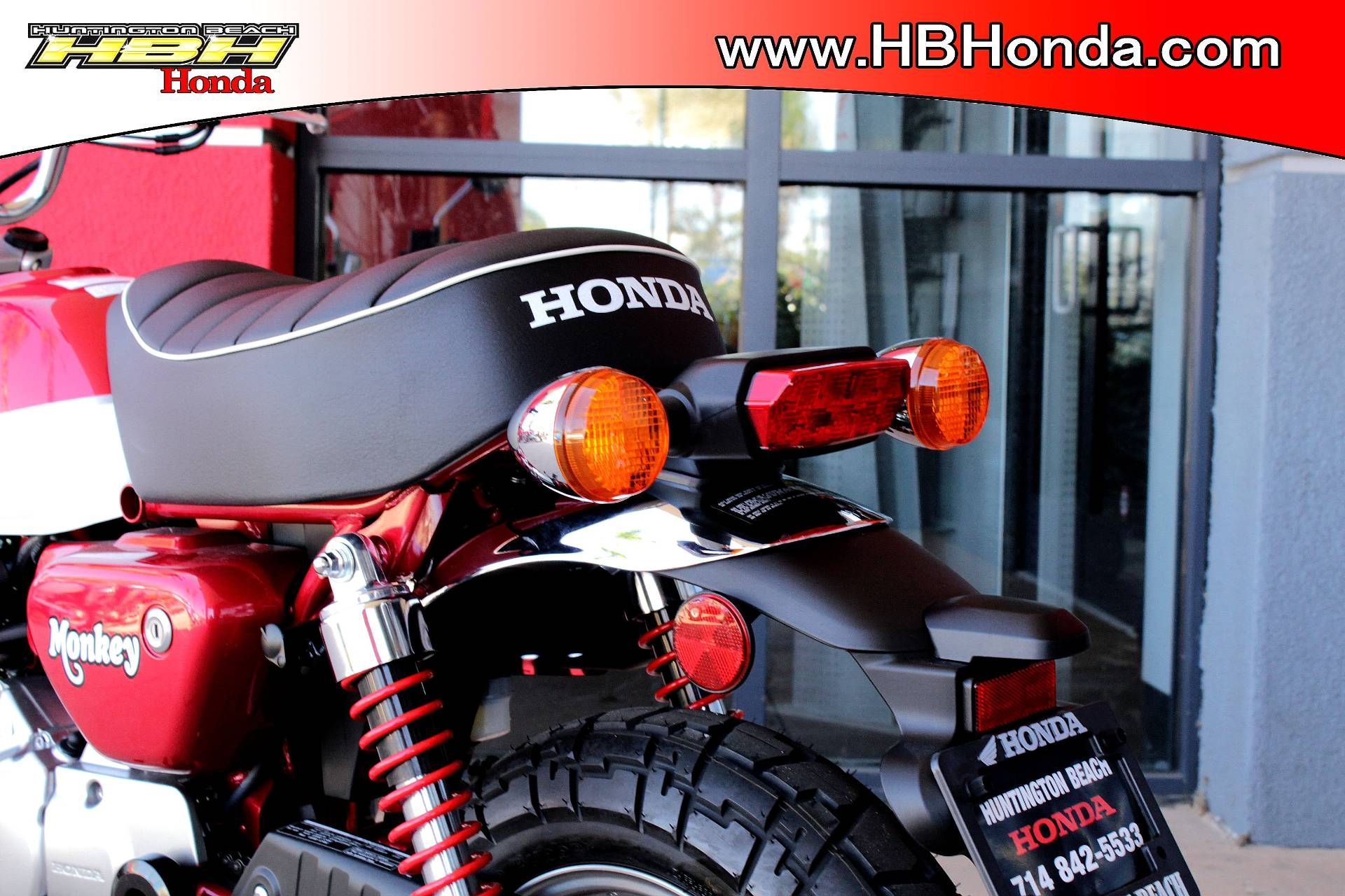 2021 Honda Monkey ABS in Huntington Beach, California - Photo 11