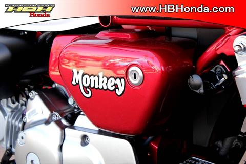 2021 Honda Monkey ABS in Huntington Beach, California - Photo 12