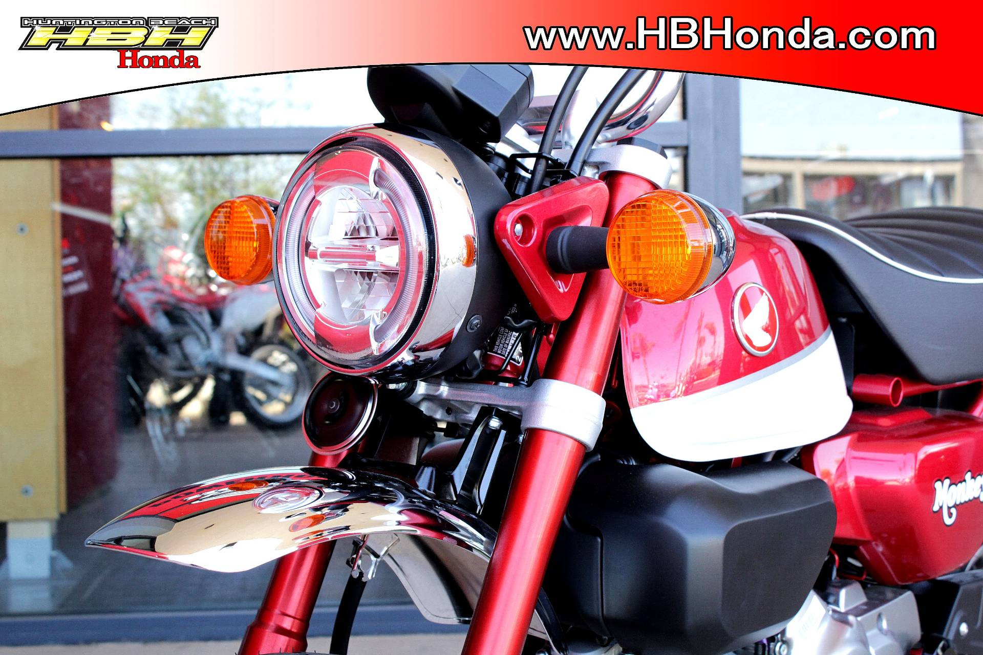 2021 Honda Monkey ABS in Huntington Beach, California - Photo 14