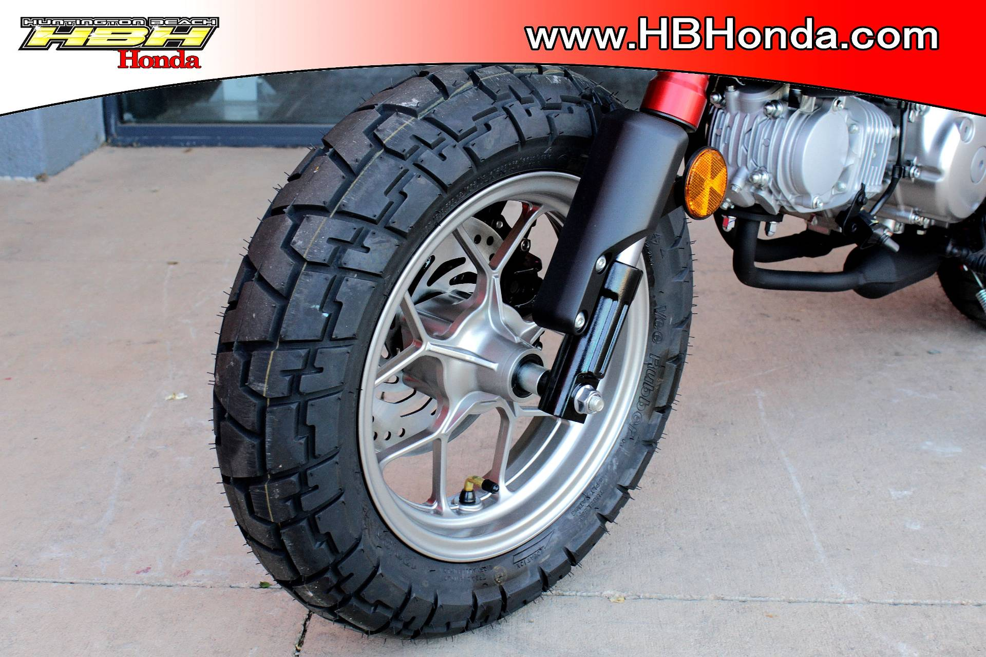 2021 Honda Monkey ABS in Huntington Beach, California - Photo 15