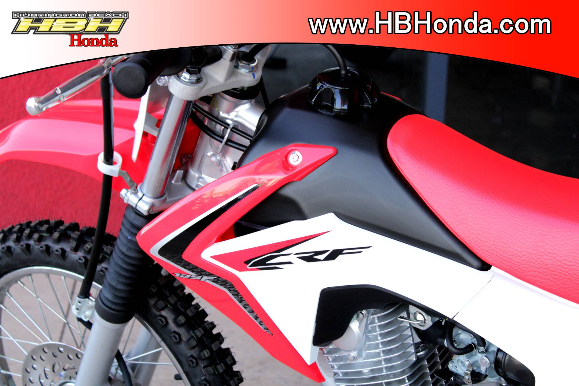 New 2018 Honda Crf125f Motorcycles For Sale In Huntington