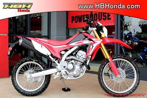 2017 Honda CRF250L in Huntington Beach, California