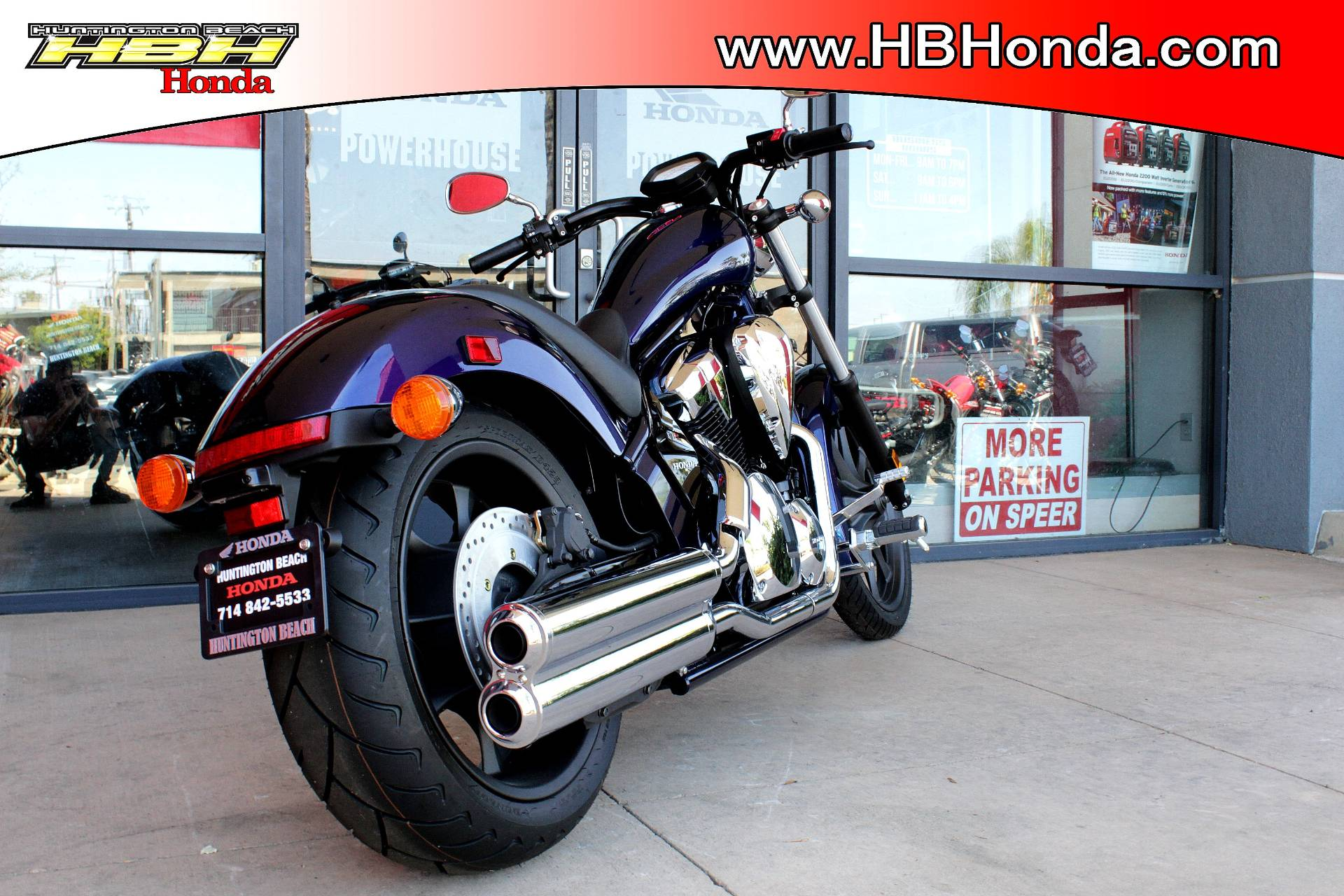2019 Honda Fury in Huntington Beach, California - Photo 5