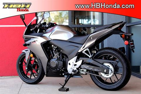 2015 Honda CBR®500R in Huntington Beach, California