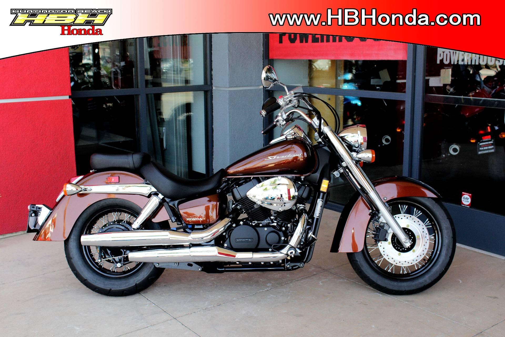 New 2020 Honda Shadow Aero 750 For Sale Specs Photos Price Huntington Beach Ca Pearl Stallion Brown M3388 0027