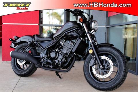 2019 Honda Rebel 300 ABS in Huntington Beach, California - Photo 2