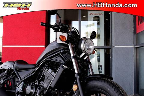 2019 Honda Rebel 300 ABS in Huntington Beach, California - Photo 3